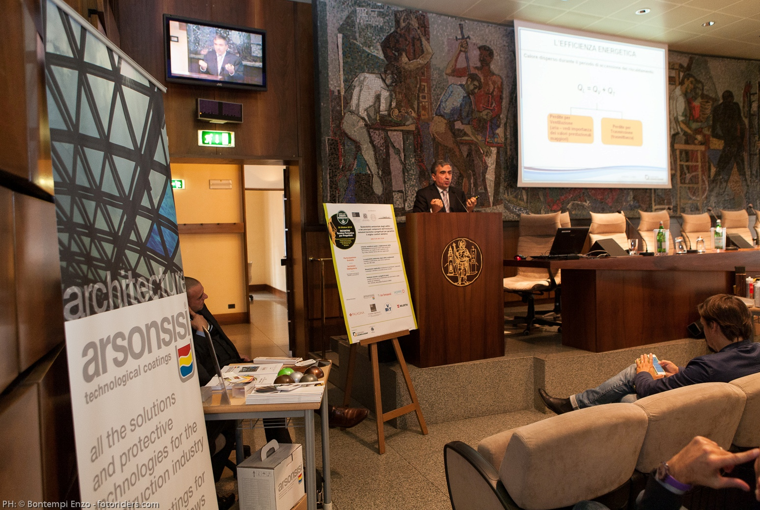 Sostenibilit ambientale degli edifici e dei principali for Componenti camera dei deputati