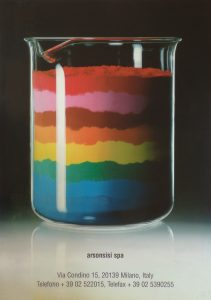 1987 arsonsisi powder coatings advertising