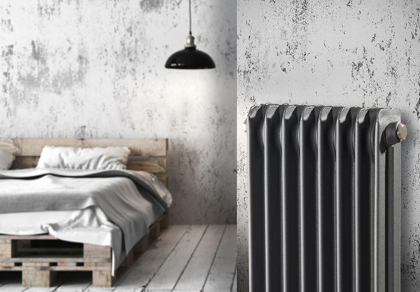 radiatore vintage stone