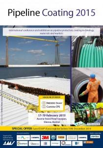 Pipeline Coating 2015 programme