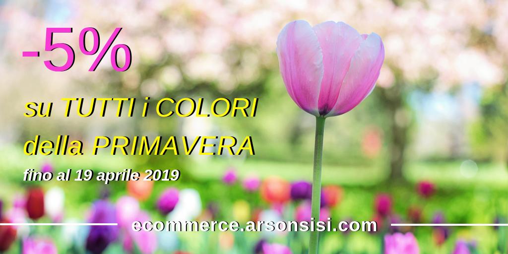 promo colori primavera arsonsisi