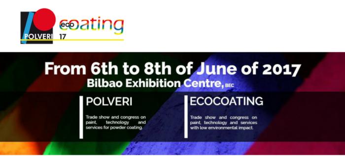 polveri ecocoating bilbao 2017