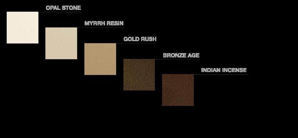 colori elemento preziosi