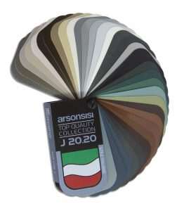 top quality collection j 2020 colour card