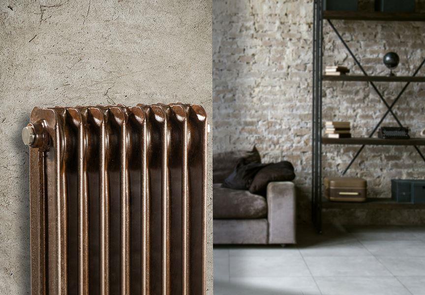 radiatore vintange corten