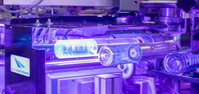 vernici per lampade UV LED