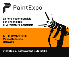 Arsonsisi a PaintExpo, nuove date in ottobre 2020